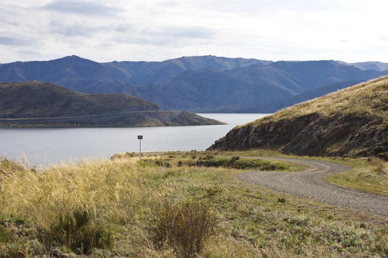 залив реки Черемшанка на Бухтарминском водохранилище