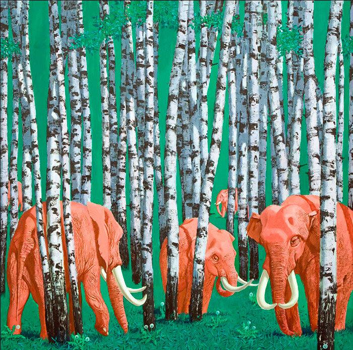 Маша Холмогорова - Родина слонов