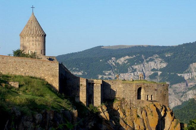 Татевский монастырь. Армения
