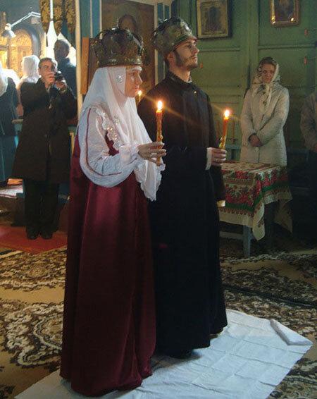 кто, венчание старообрядцев фото греки назвали