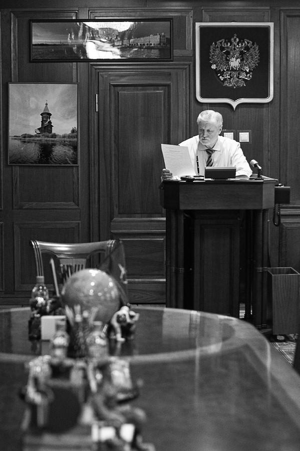 черно-белые фотографии блоггеров. Сергей Миронов