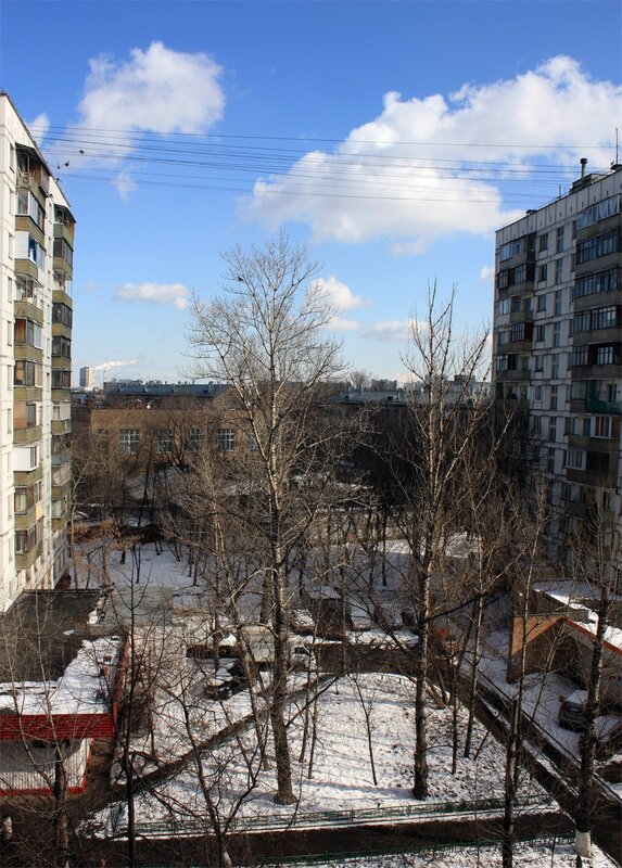 29 марта 2011 года, Лефортово, Москва