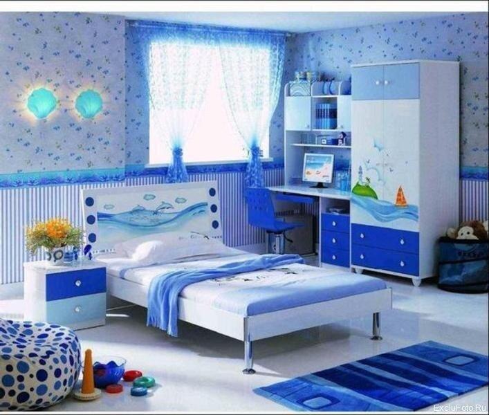 b Детская комната Milli /b Willi Dolphin (Дельфин.