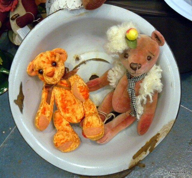Мишки из нашего детства