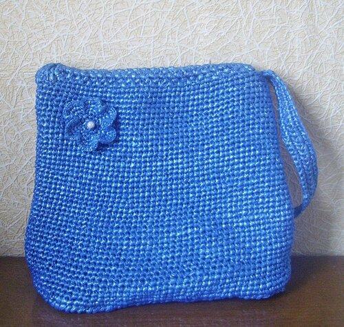 сумки из полиэтиленовых пакетов - Сумки.