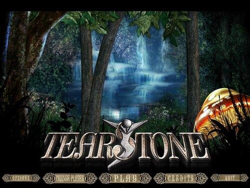 بانفراد المغامرات والأثارة المدهشة Tearstone بمساحة خيالية