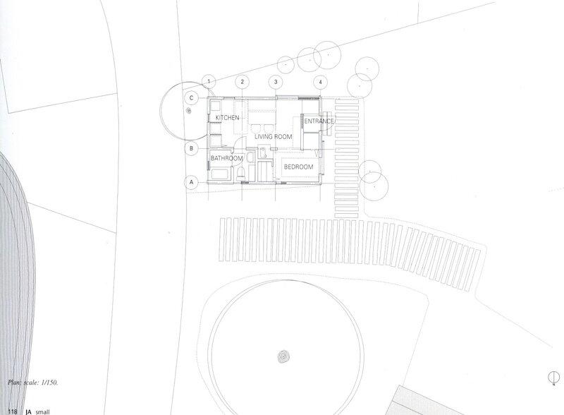 жилой дом, Япония  JA00564