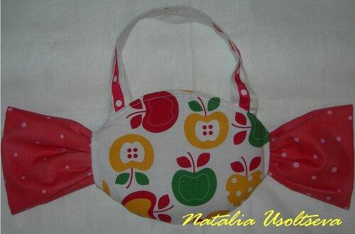 сумочка-конфетка