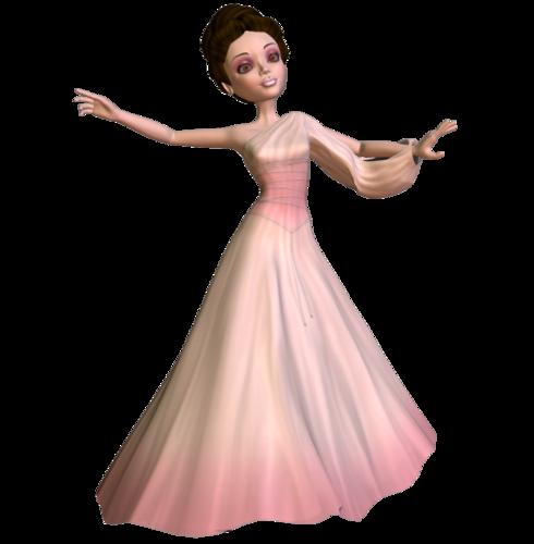Krystal-принцесса.