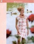 Комментарий: и крючком. платье крючком схемы модели.