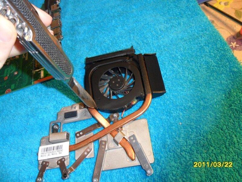 Как сделать чтоб вентилятор постоянно работал ы ноутбуке