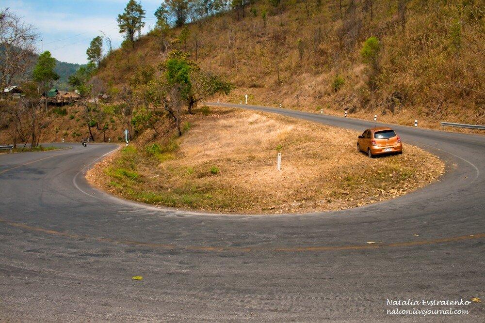 дорога на Пай, Тайланд
