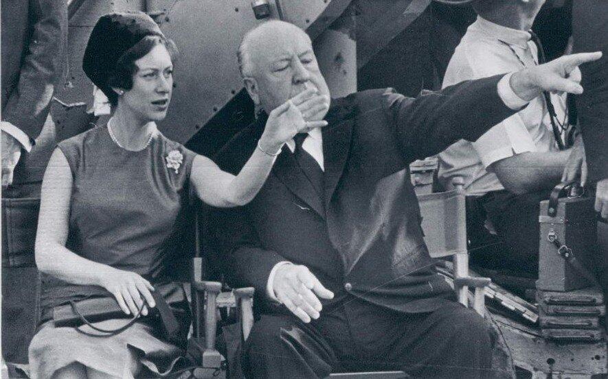 Margaret of england  & Alfred Hitchcock