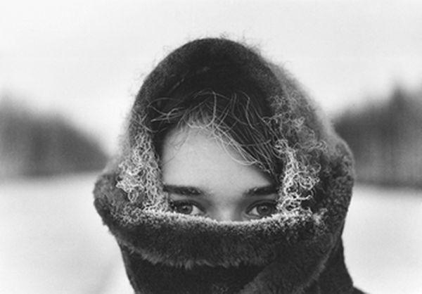 И.Луньков.Зима.1965