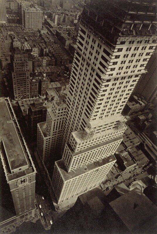 Berenice Abbott (American, 1898 – 1991).New York City
