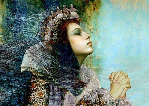 """""""Tears of the Pray"""" by Mariska"""