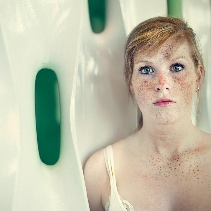Рыжики фотографа Benoit.P