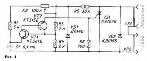 Схема регулятора для паяльника своими руками 77