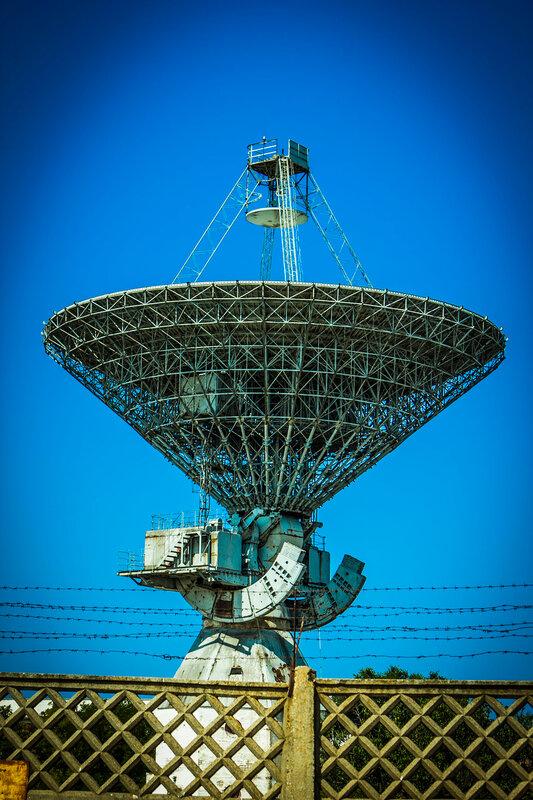 Радиотелескоп КТНА-200