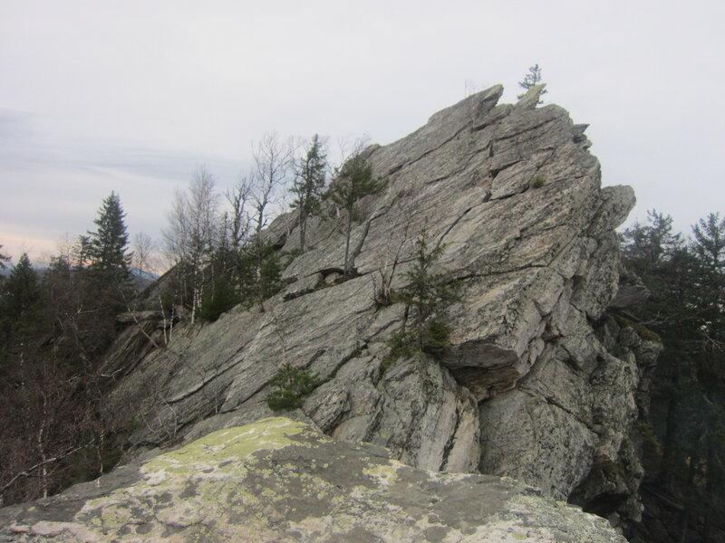 Скала на скале (15.11.2013)