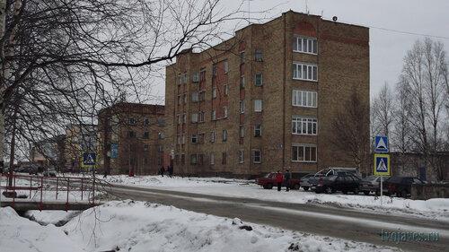 Фото города Инта №6120  Куратова 1, 3 и 5 29.10.2013_12:56