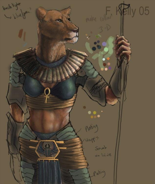 сехмет богиня фото