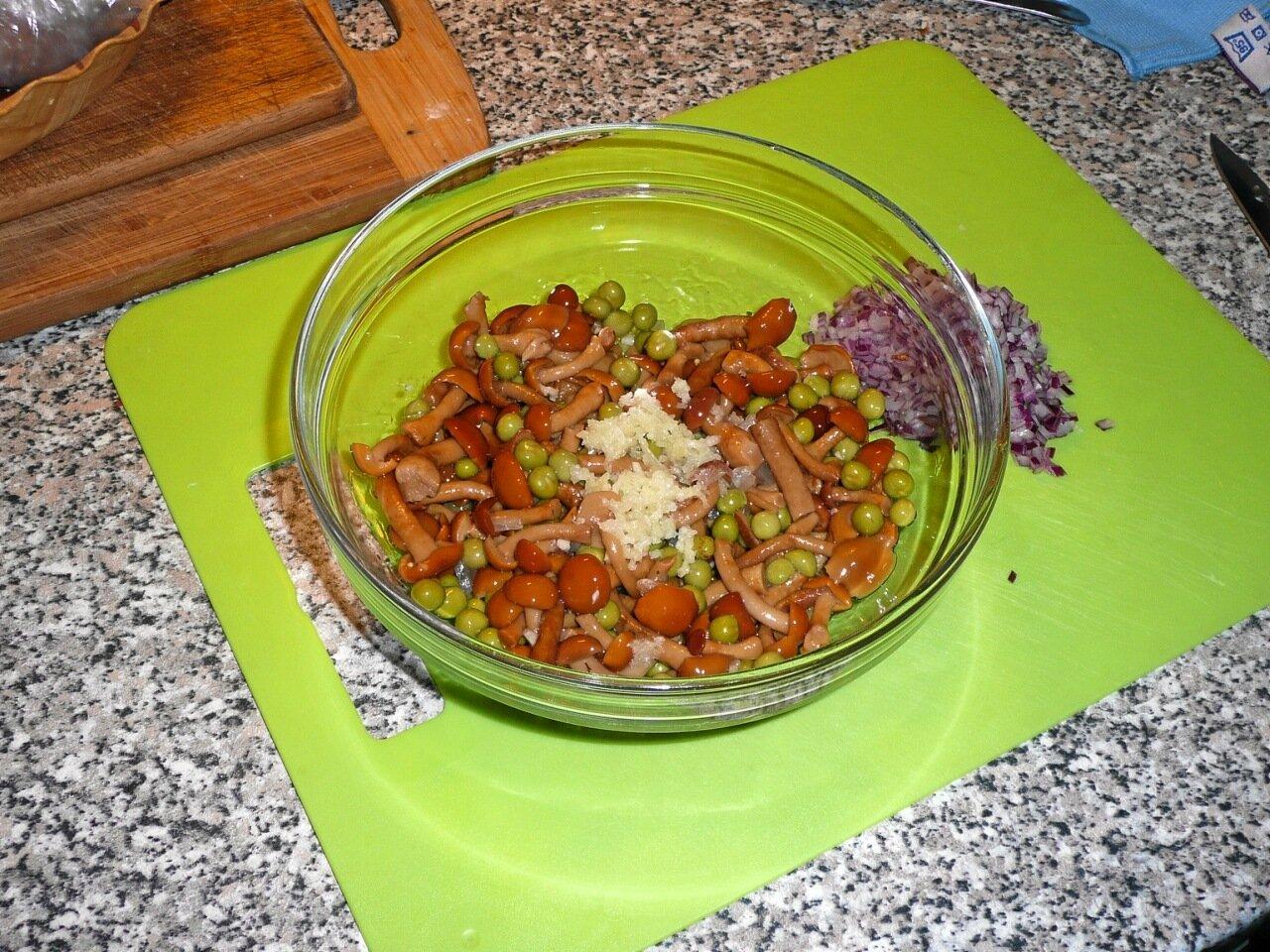 Горошек маринованный рецепт пошагово