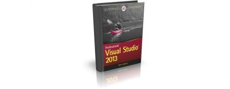 Книга «Professional Visual Studio 2013» (2014), Bruce Johnson. Книга о работе с программой Microsoft Visual Studio, предназначенной д