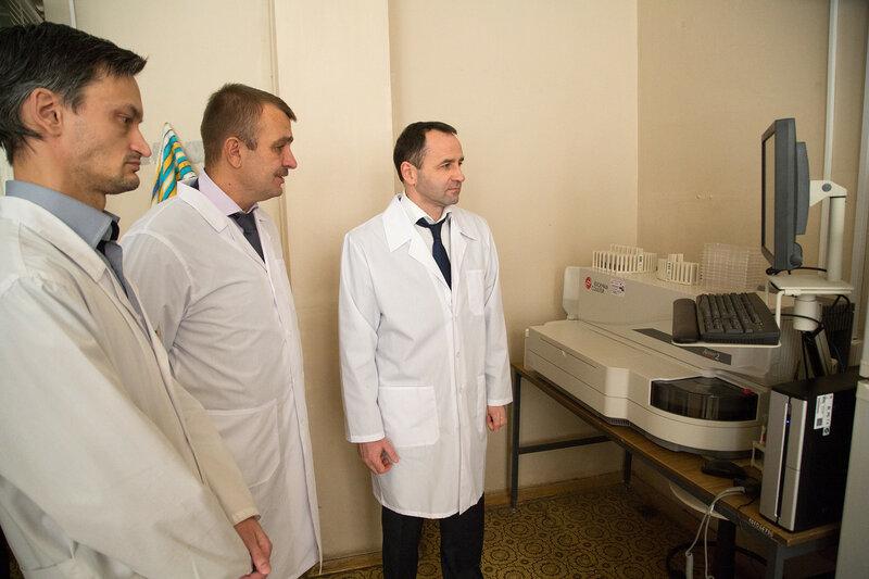 Главный врач городской больницы 3 в красногорске