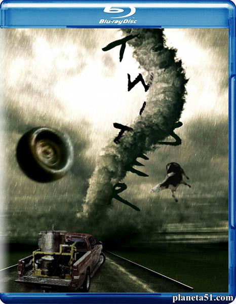 Смерч / Twister (1996/HDRip)