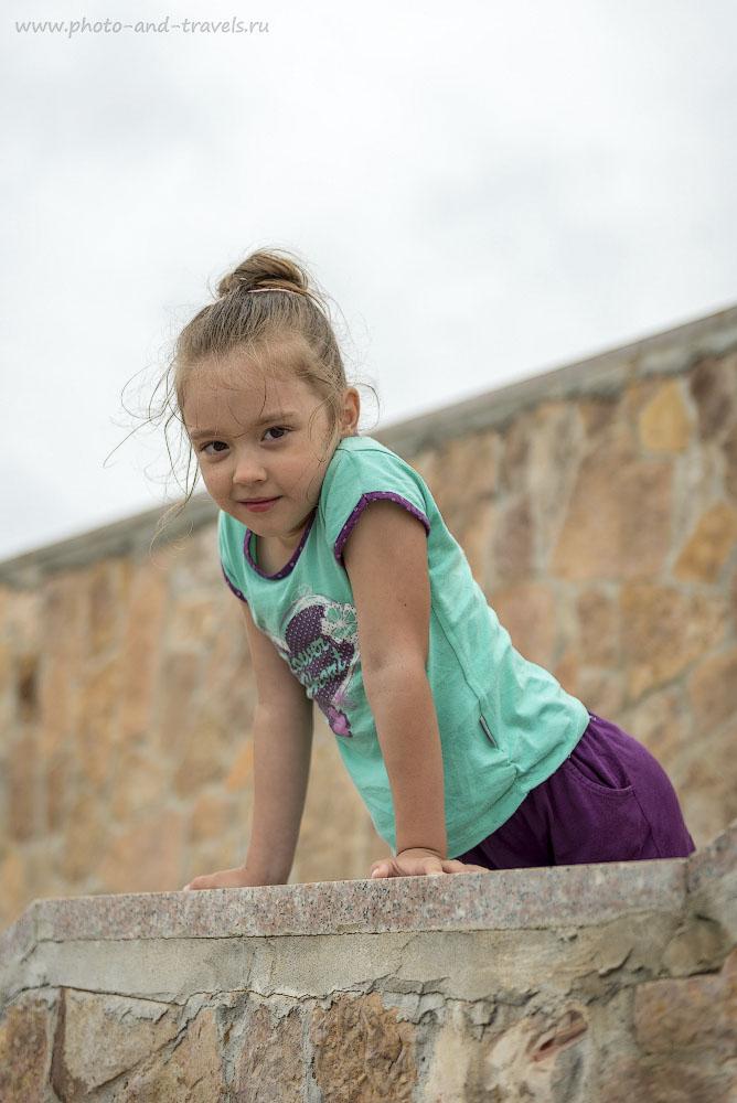 Фото 27. Пример портрета, полученного на Nikon D800 с универсальным зумом Nikkor 24-70/2.8. Настройки: 1/1000, +0.67, 2.8, 100, 56.
