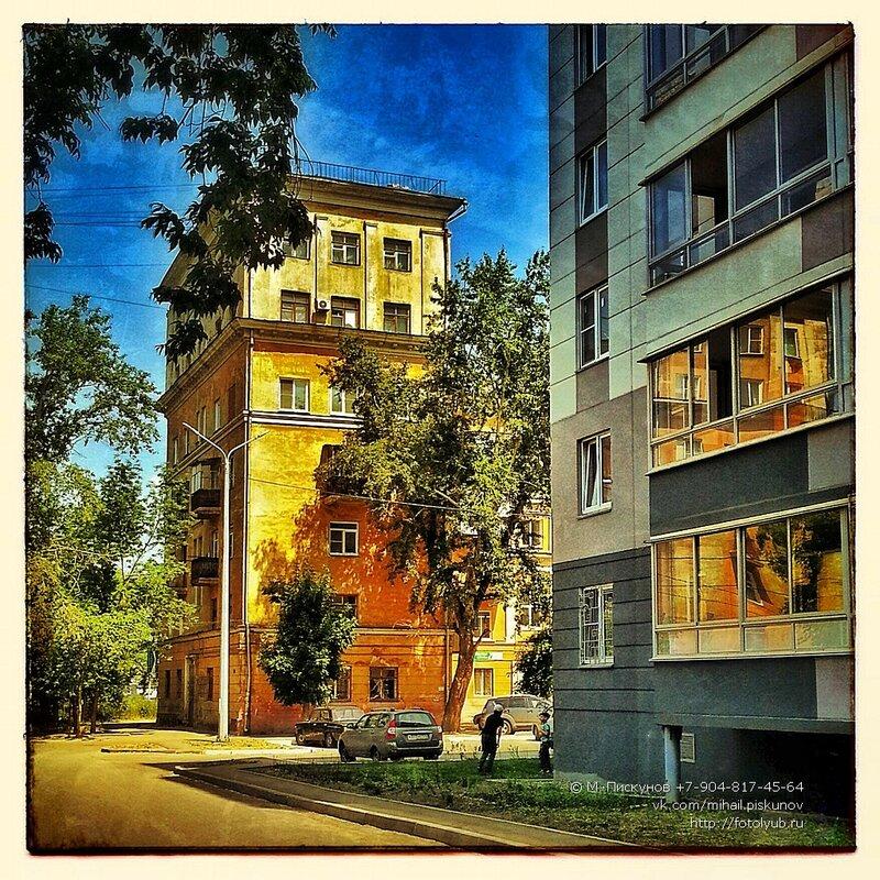 Мобилография Челябинск