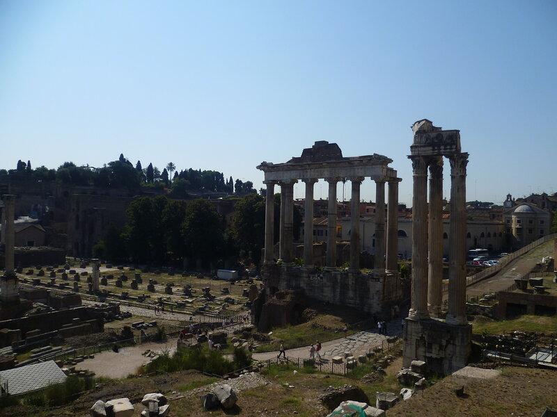 Италия, Рим - Форум (Italy, Rome - Forum)
