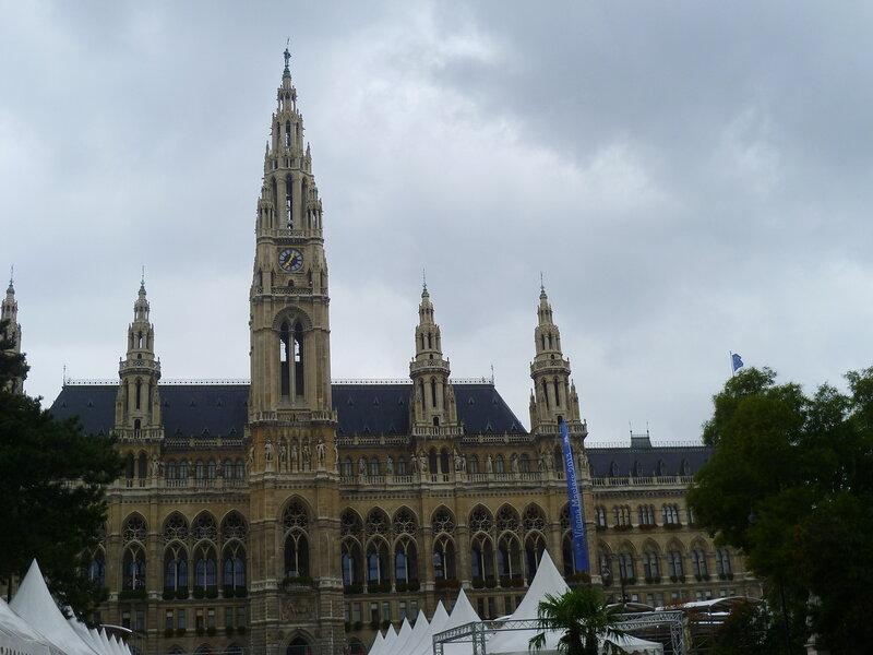 Вена, Ратуша (Vienna City Hall)