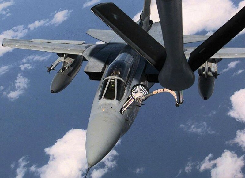 Перехватчик Tornado ADV