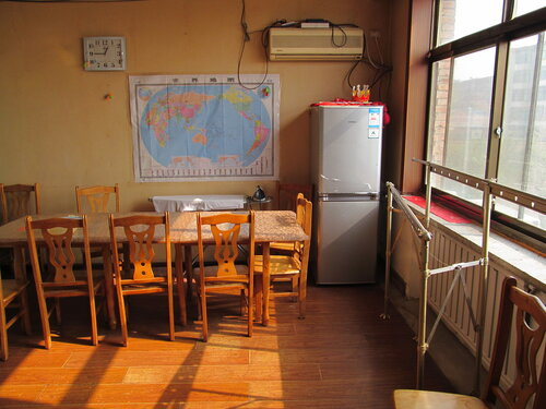 Общежитие - общая кухня
