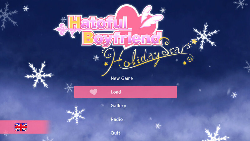 Hatoful Boyfriend: Holiday Star