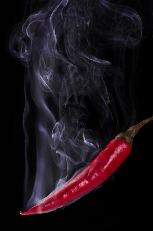 Перец с дымком