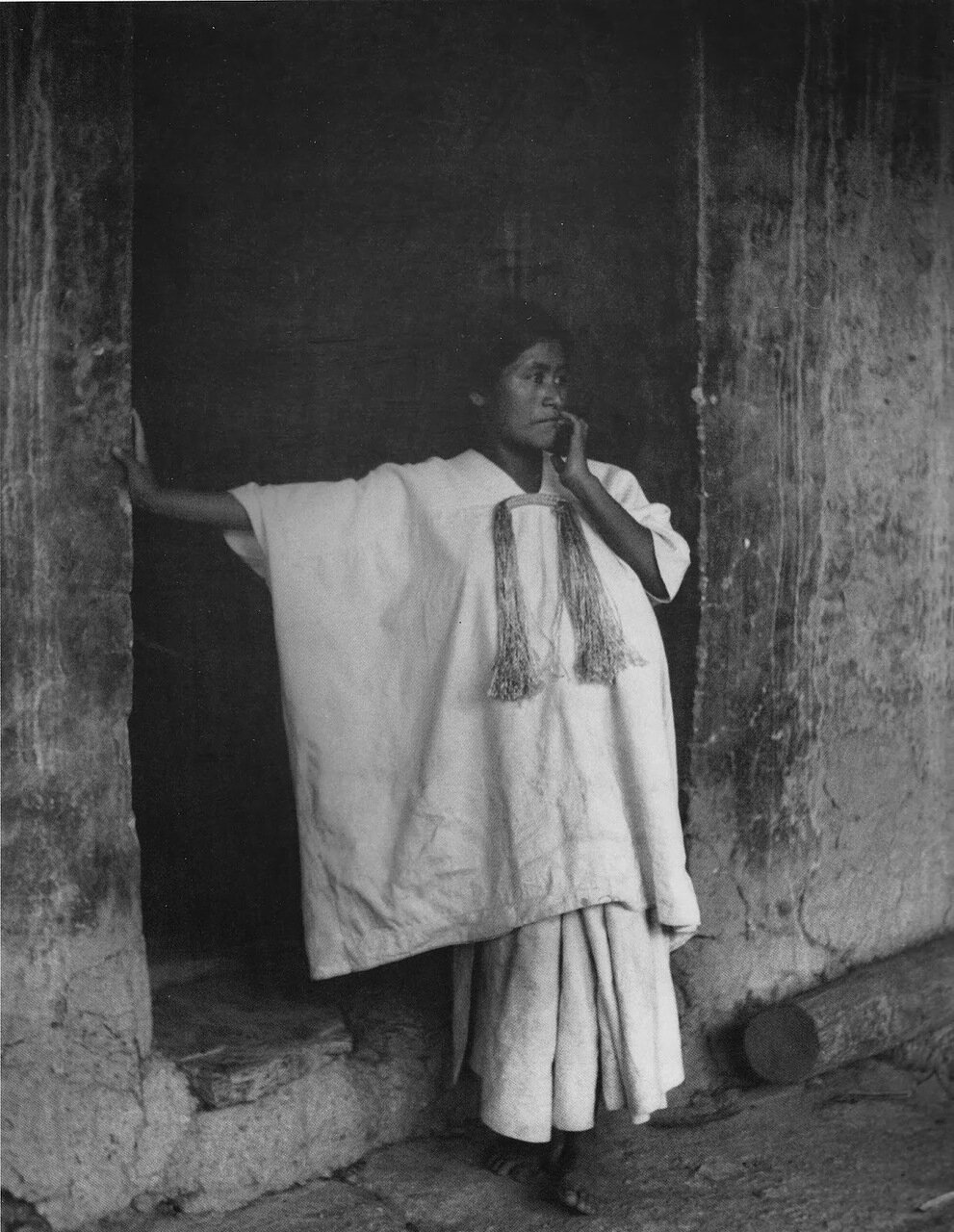1946. Женщина из Идальго Ялалага