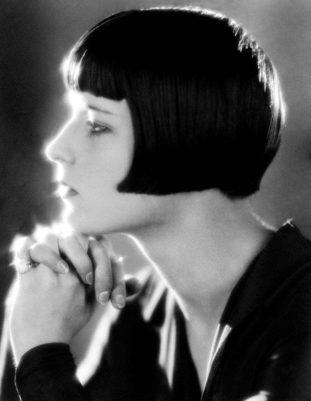 c. 1925: Louise Brooks