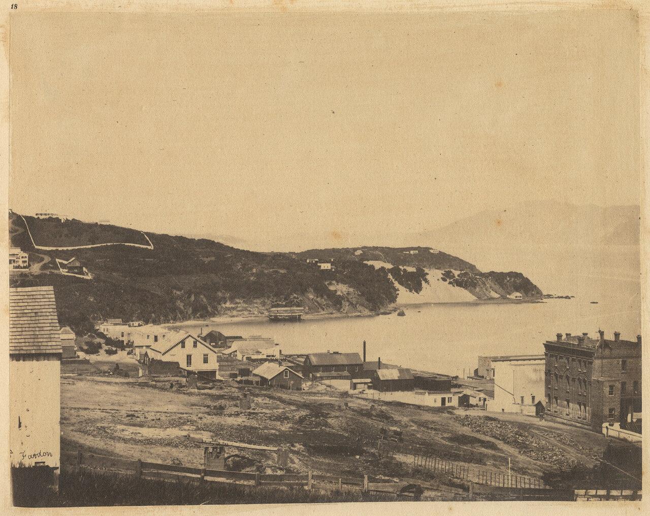 Вид Норт Бич с Телеграфного холма