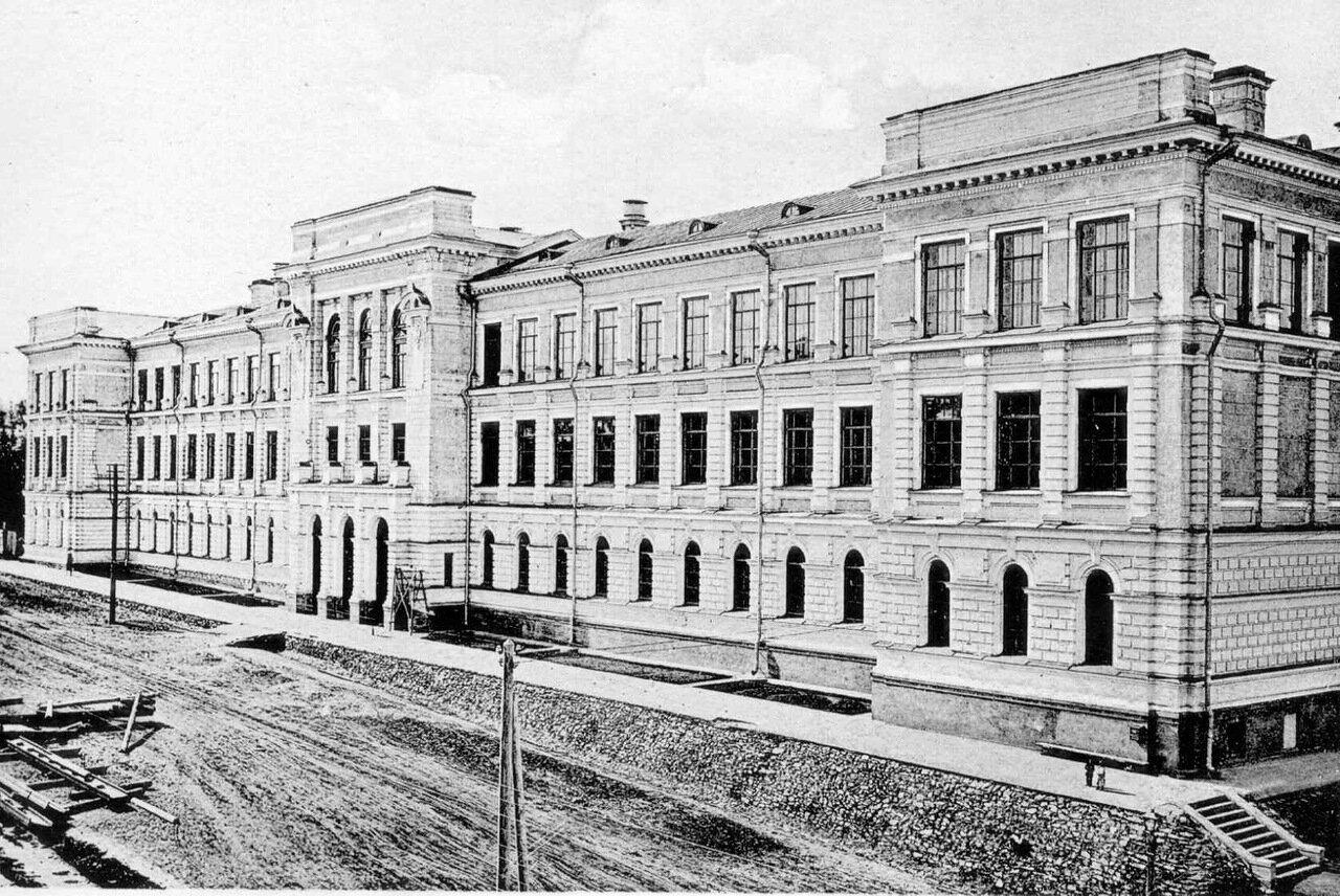Технологический институт. Лекционный корпус