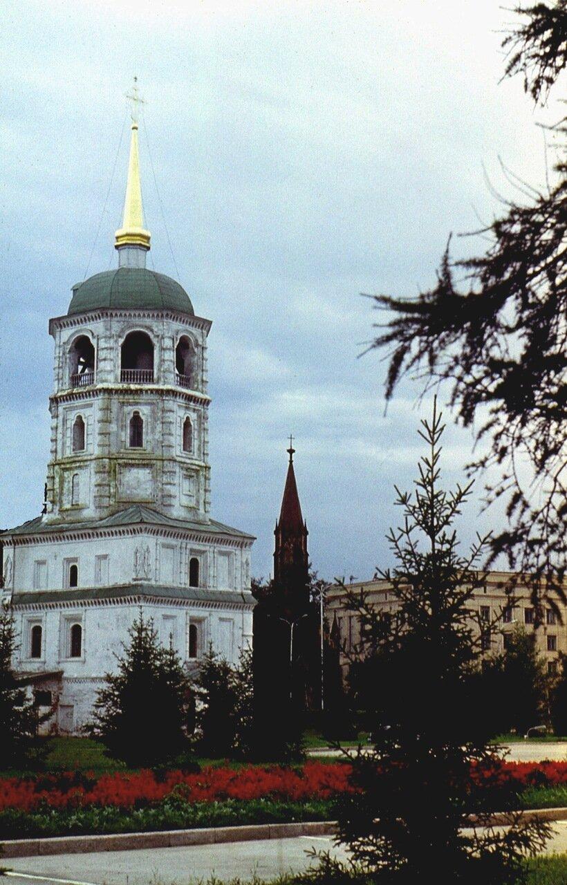 5. Спасская церковь