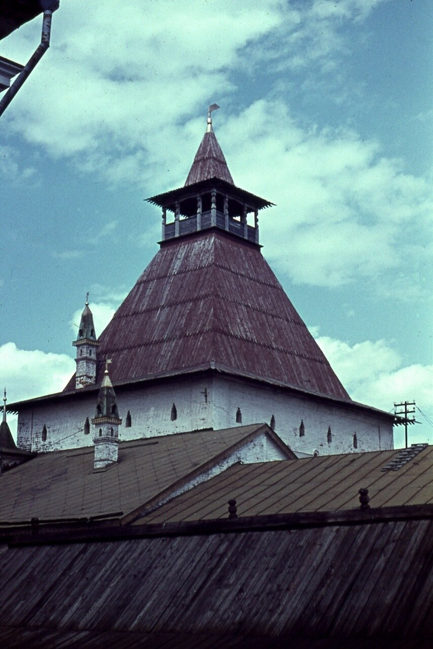 4.  Башня