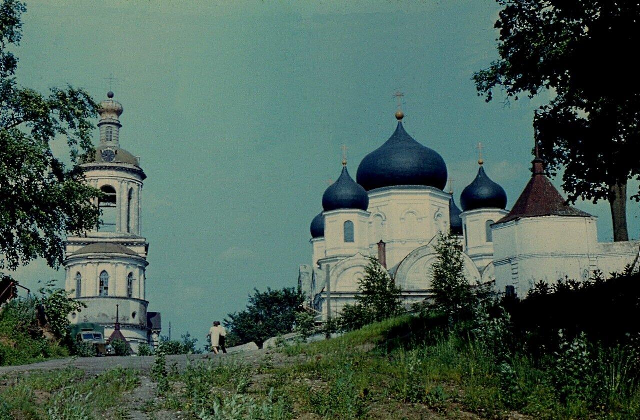 9. Боголюбово. Монастырь