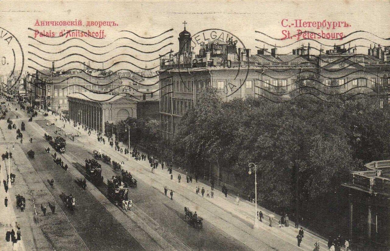 Аничковcкий дворец