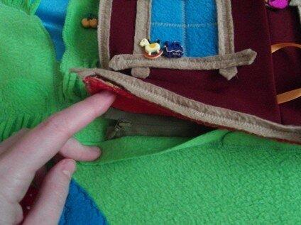 Развивающий коврик - лауреат конкурса Первые шаги... Мастерская ЛенаБик