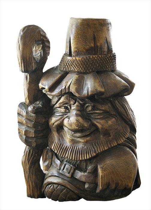 Деревянные скульптуры Карпенко Юрия Ивановича