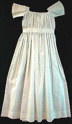 Детское платье 19 век