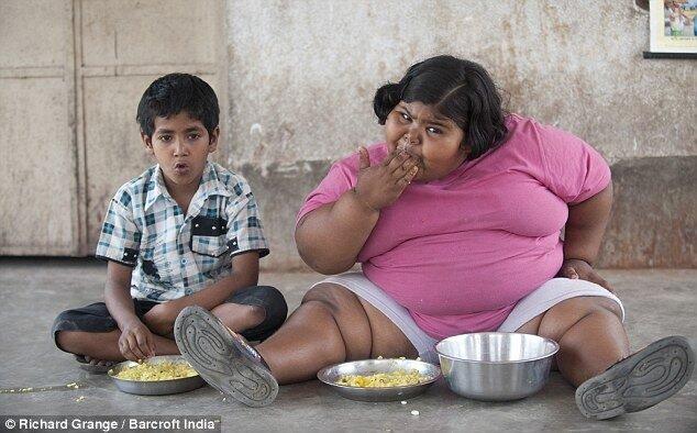 толстый ребенок как похудеть